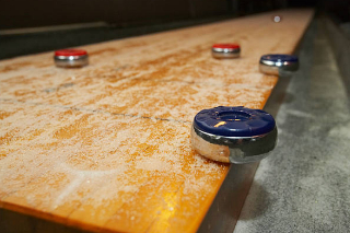 SOLO® Shuffleboard Movers Holland, Michigan.